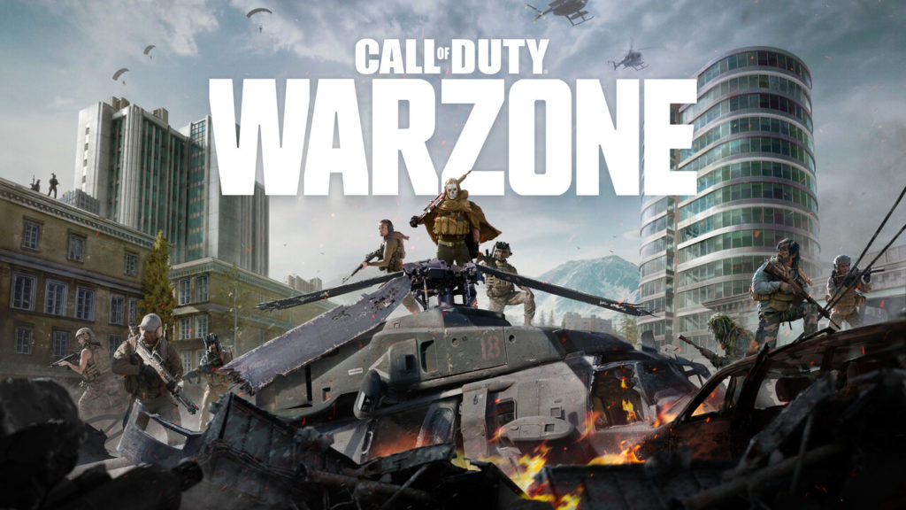 Call of Duty - Modern Warfare WARZONE - JOMIWE GAMING