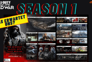 COLD WAR Season 1 - Was erwartet uns? - JOMIWEGAMING