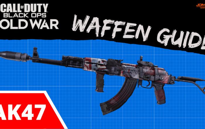 CODCW Waffen Guide AK47 - JOMIWE GAMING
