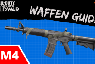 CODCW Waffen Guide XM4 - JOMIWE GAMING