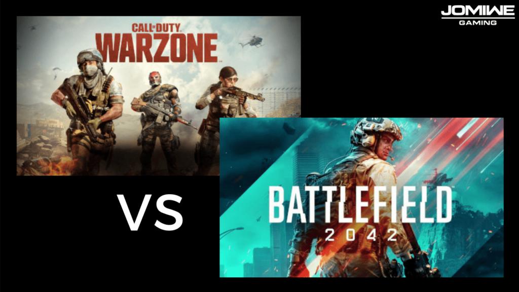 Warzone vs Battlefield 2042 - Call of Duty Warzone - Aktuelle Probleme und Alternativen - JOMIWE GAMING