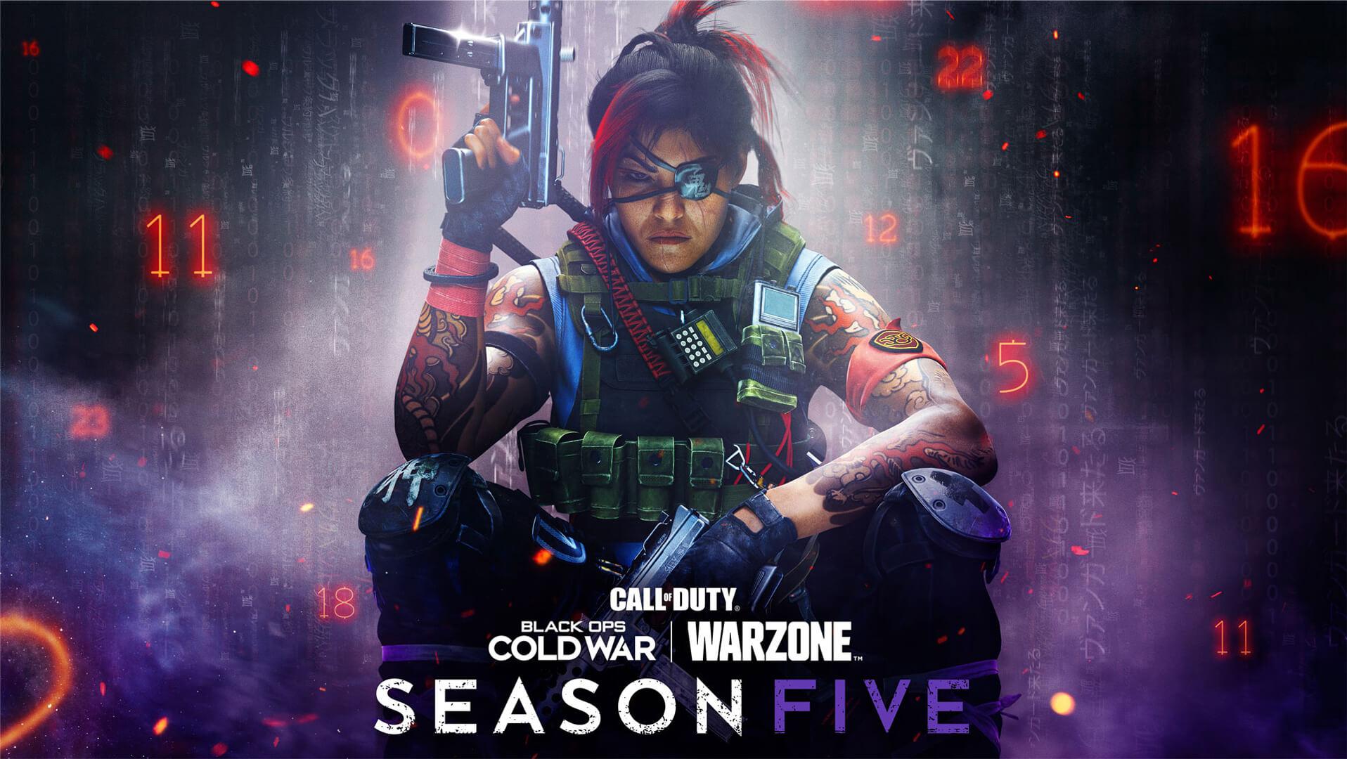 COD_Season5 - Start der Season 5 | Call of Duty: Black Ops – COLD WAR und WARZONE - JOMIWE GAMING