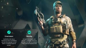 Battlefield 2042 Spezialisten - Sturmsoldat - Webster Mackay - JOMIWE-GAMING.de